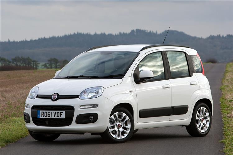 Fiat Panda 1.2 Waze SPECIAL EDITIONS 5 door Hatchback (18MY) at Preston Motor Park Fiat and Volvo thumbnail image