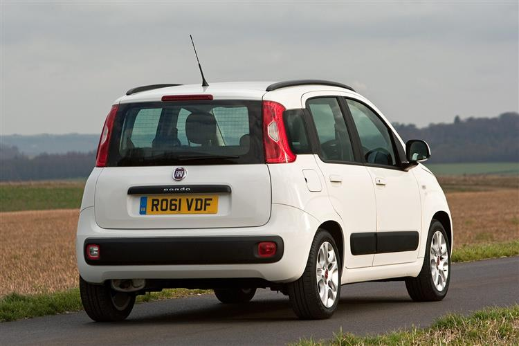 Fiat Panda 1.2 Easy 5dr *Motorparks Offer* image 6