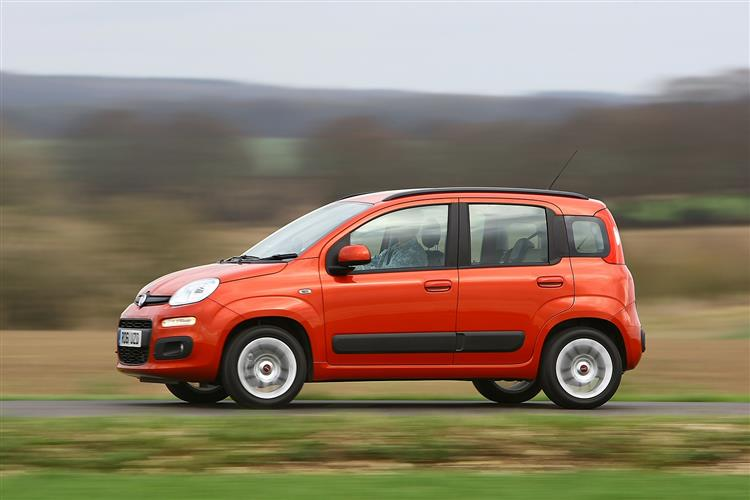 Fiat Panda 1.2 Easy 5dr *Motorparks Offer* image 8 thumbnail