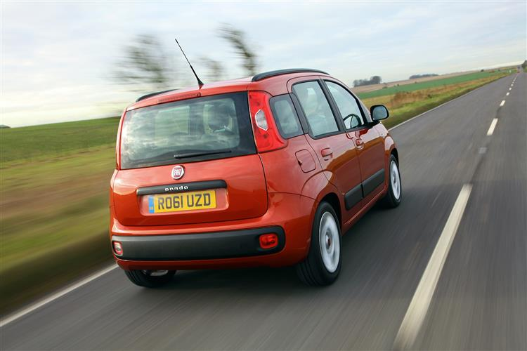 Fiat Panda 1.2 Easy 5dr *Motorparks Offer* image 9 thumbnail