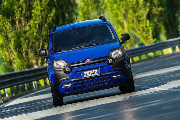 Fiat Panda 1.2 City Cross 5dr image 2