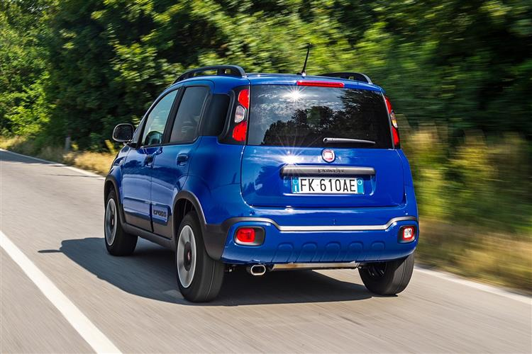 Fiat Panda 1.2 City Cross 5dr image 4
