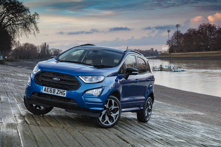 Ford ECOSPORT Titanium Less SVP 1.0 EcoBoost 125PS 6 Speed  image 2