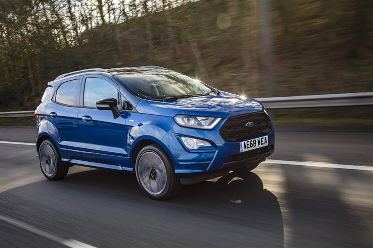 Ford ECOSPORT Titanium Less SVP 1.0 EcoBoost 125PS 6 Speed  image 3