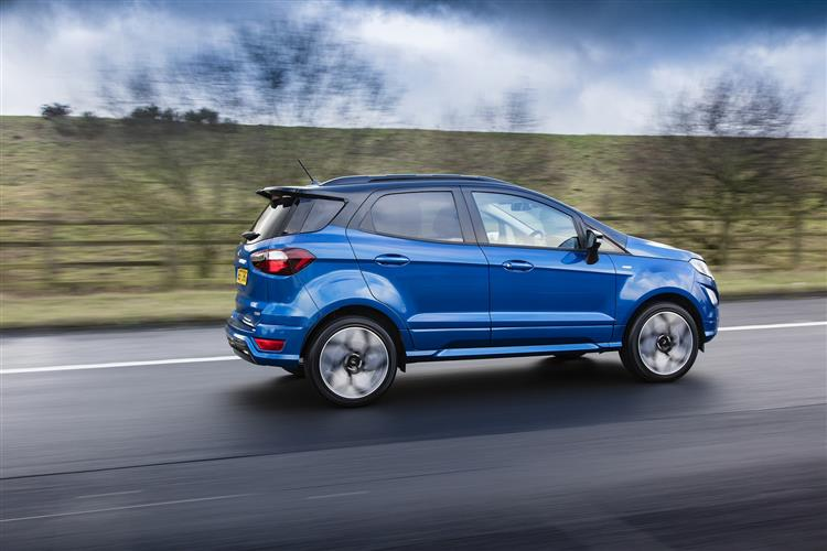 Ford ECOSPORT ST-Line Less SVP 1.0 EcoBoost 125PS  image 4 thumbnail