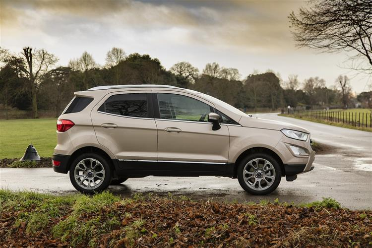 Ford EcoSport 1.0 EcoBoost 125 Zetec Automatic 5dr image 7