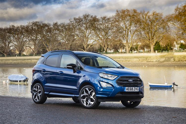 Ford ECOSPORT ST-Line Less SVP 1.0 EcoBoost 125PS  image 6 thumbnail