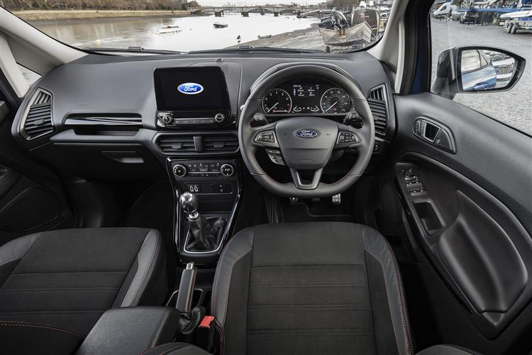 Ford ECOSPORT ST-Line Less SVP 1.0 EcoBoost 125PS  image 7 thumbnail