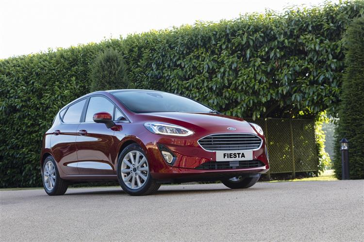 Ford Fiesta Titanium X 1.0T EcoBoost 125PS 6 Speed image 6