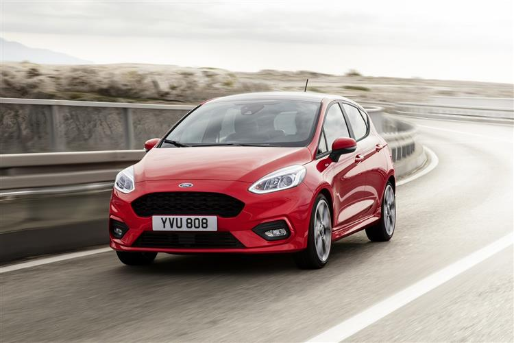 Ford Fiesta ST-Line X 1.0T EcoBoost 140PS 6 Speed image 11