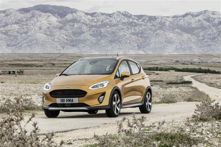 Ford Fiesta Titanium X 1.0T EcoBoost 125PS 6 Speed image 13