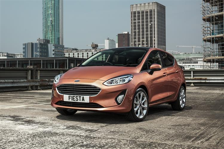Ford Fiesta Titanium X 1.0T EcoBoost 125PS 6 Speed image 3