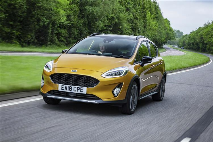 Ford Fiesta Active 1 1.0 EcoBoost 100PS  image 3