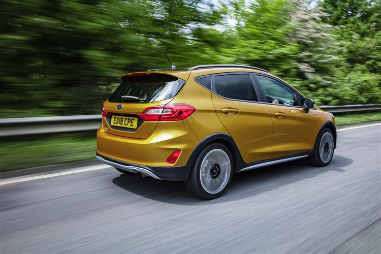 Ford Fiesta Active 1 1.0 EcoBoost 100PS  image 4