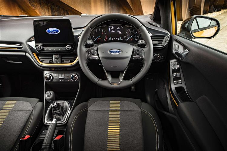 Ford Fiesta Active 1 1.0 EcoBoost 100PS  image 10