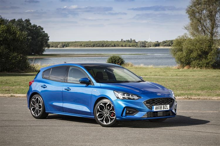 Ford All-New Focus Zetec 1.0 EcoBoost 100PS 5dr image 9