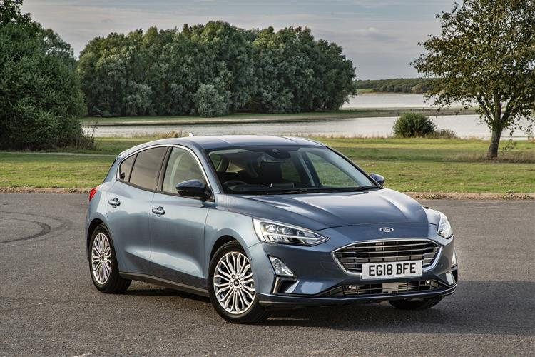 Ford All-New Focus Zetec 1.0 EcoBoost 100PS 5dr image 11