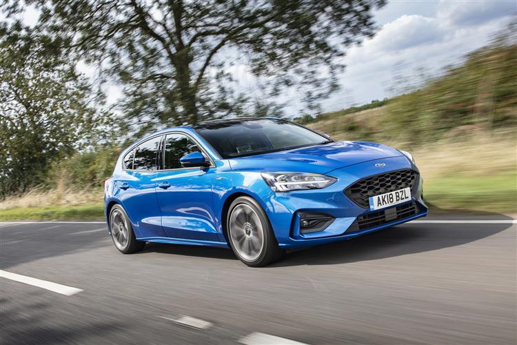 Ford All-New Focus Zetec 1.0 EcoBoost 100PS 5dr image 13