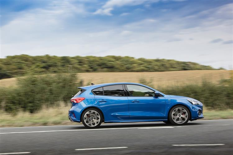 Ford All-New Focus Zetec 1.0 EcoBoost 100PS 5dr image 14