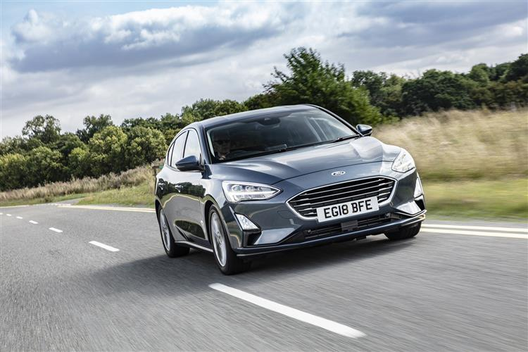Ford All-New Focus Zetec 1.0 EcoBoost 100PS 5dr image 16