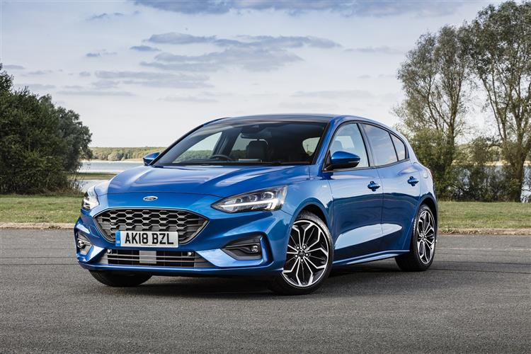 Ford All-New Focus Zetec 1.0 EcoBoost 100PS 5dr image 17