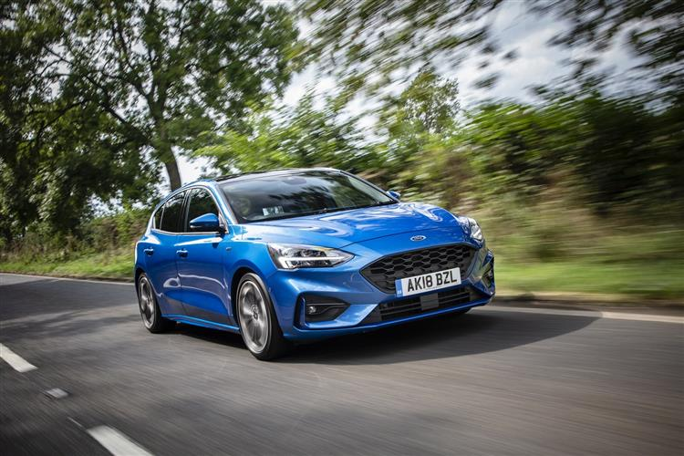 Ford All-New Focus Zetec 1.0 EcoBoost 100PS 5dr image 3