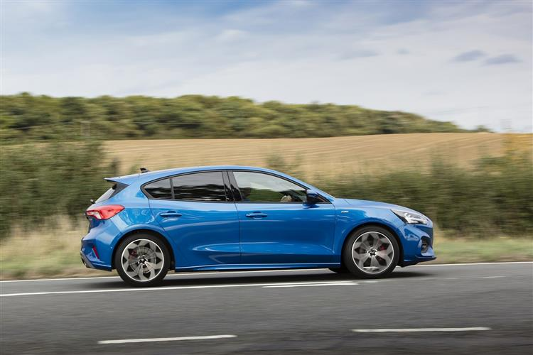 Ford All-New Focus Zetec 1.0 EcoBoost 100PS 5dr image 4