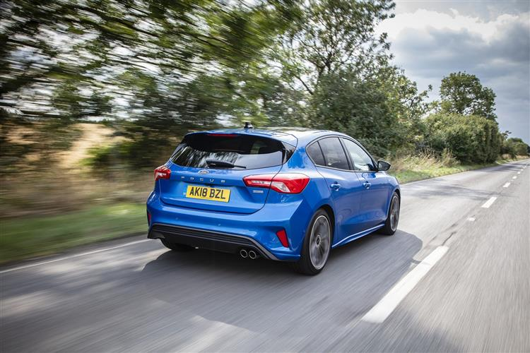Ford All-New Focus Zetec 1.0 EcoBoost 100PS 5dr image 5