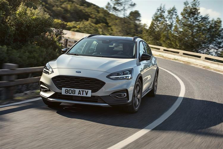 Ford All-New Focus 1.5 EcoBoost 150 Active 5dr image 3
