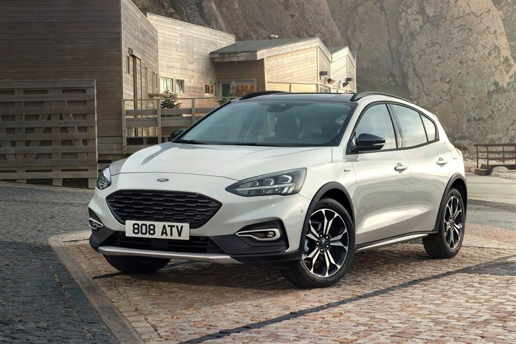 Ford All-New Focus 1.5 EcoBoost 150 Active 5dr image 8