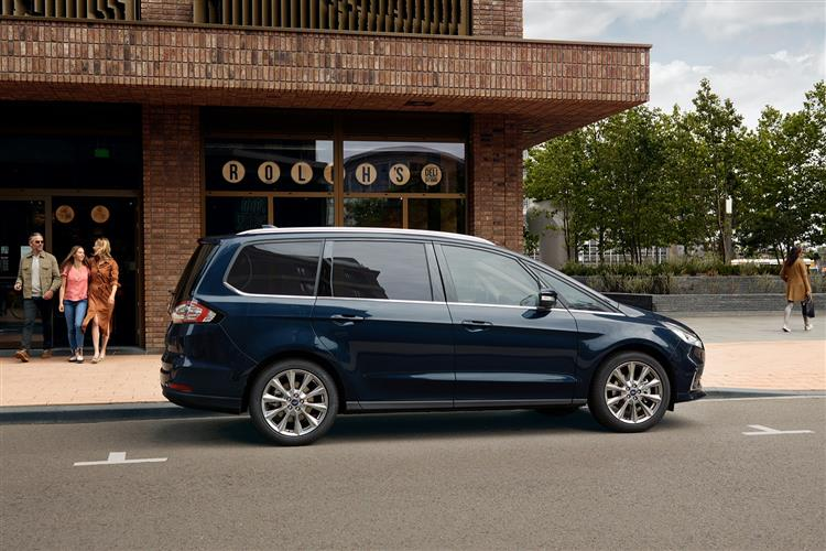 Ford Galaxy Zetec 1.5 EcoBoost 160PS image 1