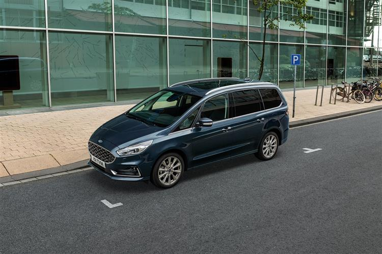 Ford Galaxy Zetec 1.5 EcoBoost 160PS image 2