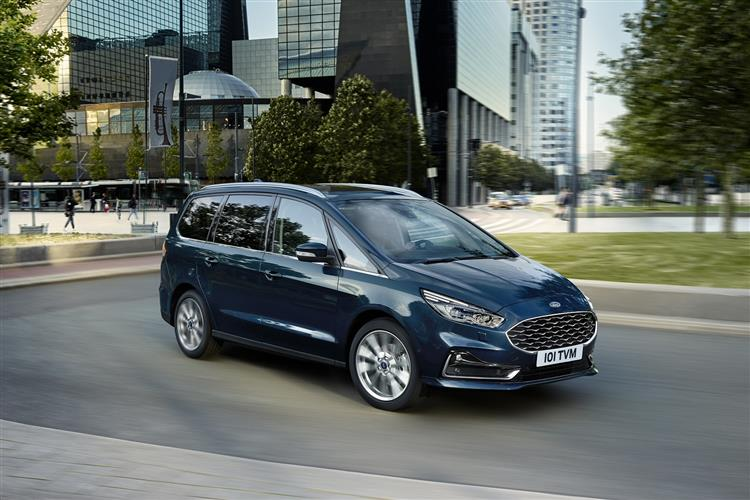 Ford Galaxy Zetec 1.5 EcoBoost 160PS image 4