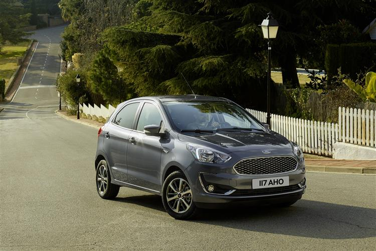 Ford KA Plus Zetec 1.2l Ti-VCT 70PS image 1