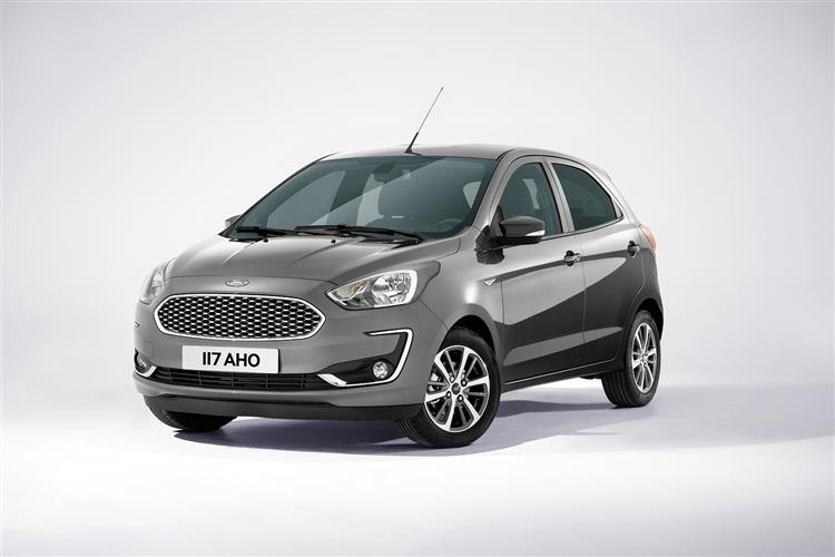 Ford KA Plus Zetec 1.2l Ti-VCT 70PS image 4