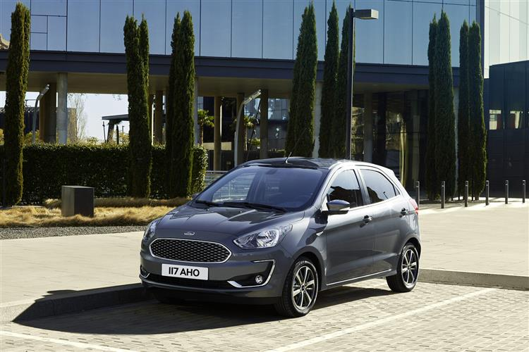 Ford KA Plus Zetec 1.2l Ti-VCT 70PS image 6