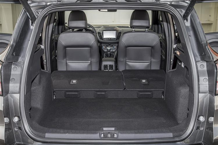 Ford Kuga 1.5 EcoBoost Titanium Edition 5dr 2WD image 10
