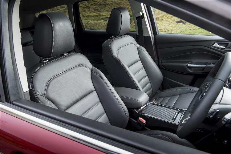 Ford Kuga Zetec 1.5T EcoBoost 120PS 2WD image 11