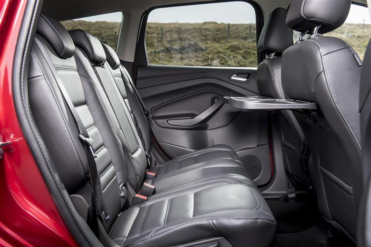 Ford Kuga 1.5 EcoBoost Titanium Edition 5dr 2WD image 12