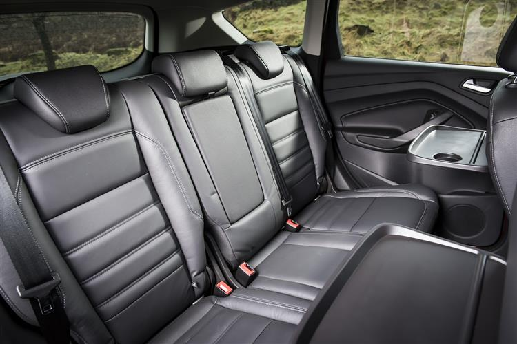 Ford Kuga 1.5 EcoBoost Titanium Edition 5dr 2WD image 13