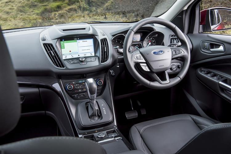 Ford Kuga Zetec 1.5T EcoBoost 120PS 2WD image 15