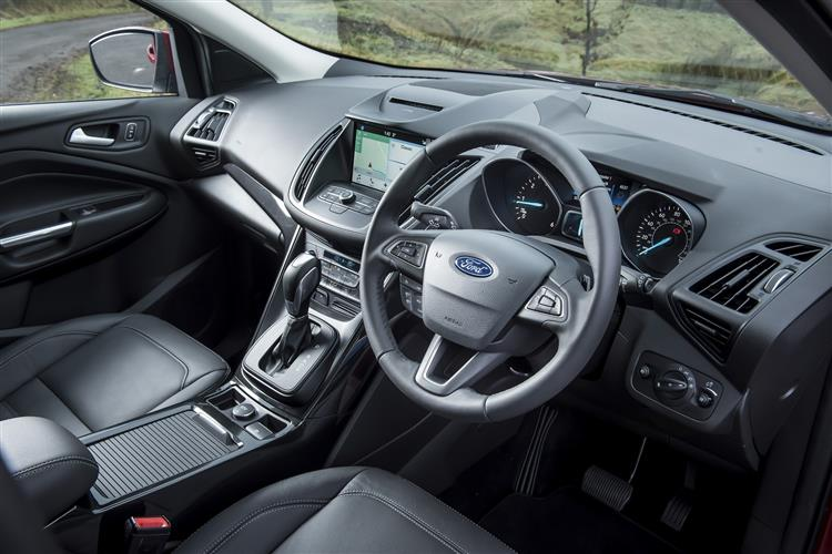 Ford Kuga Zetec 1.5T EcoBoost 120PS 2WD image 16