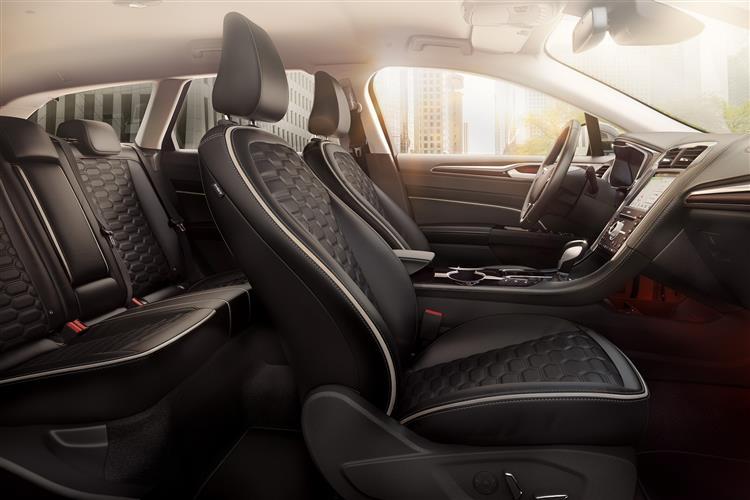 Ford New Mondeo Hybrid 2.0 Hybrid Titanium Edition 4dr image 5