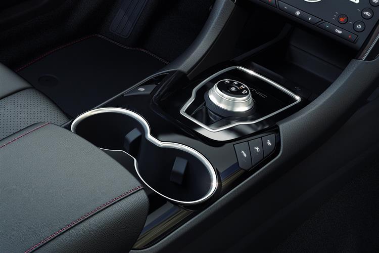 Ford Mondeo Hybrid 2.0 Hybrid Titanium Edition 4dr image 6