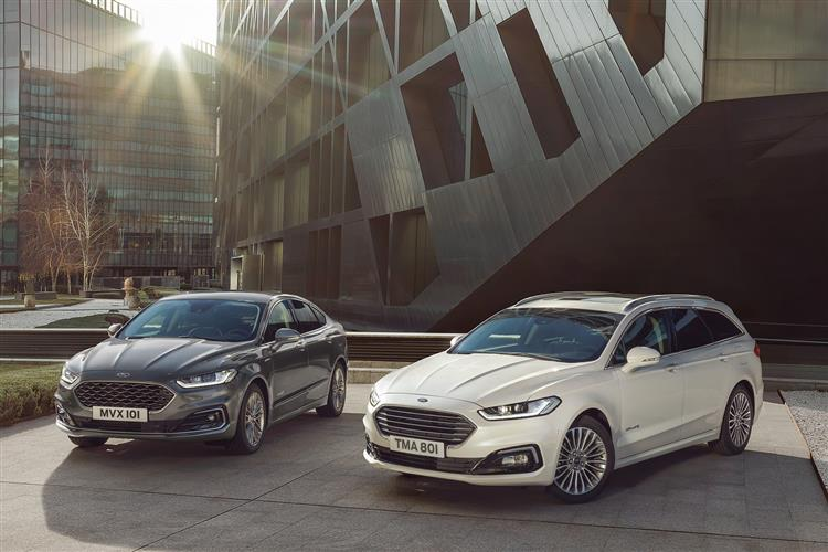 Ford New Mondeo Hybrid 2.0 Hybrid Titanium Edition 4dr image 1
