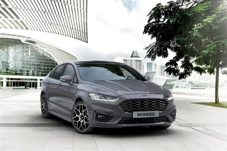 Ford New Mondeo Hybrid 2.0 Hybrid Titanium Edition 4dr image 4