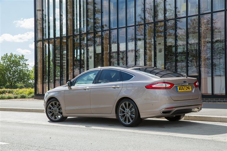 Ford Mondeo St Line Edition 2.0 Ecoblue 190 S6.2 Diesel Automatic 5 door Hatchback (2019)