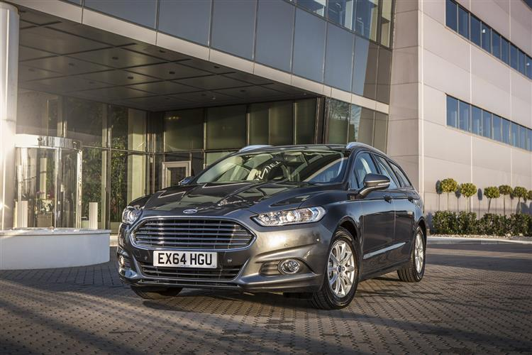 Ford Mondeo Estate Titanium Edition HYBRID Electric Vehicle 2.0 TiVCT HYBRID Electric V image 3 thumbnail