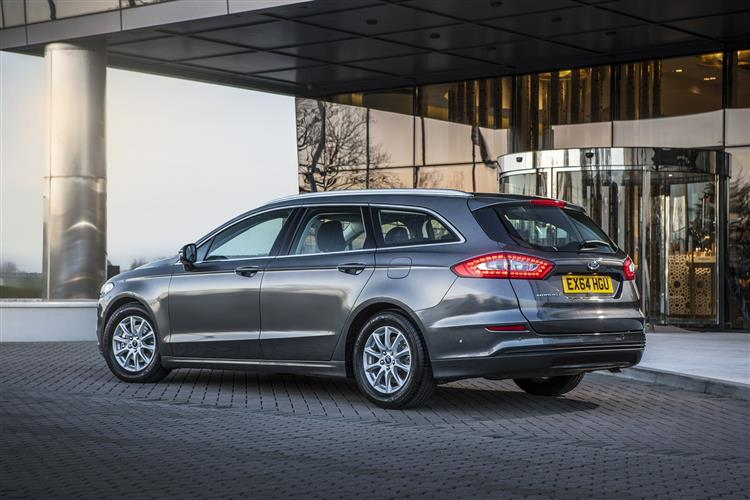 Ford Mondeo Estate Titanium Edition HYBRID Electric Vehicle 2.0 TiVCT HYBRID Electric V image 5
