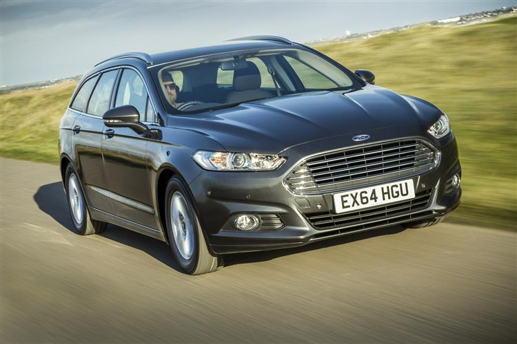 Ford Mondeo Estate Titanium Edition HYBRID Electric Vehicle 2.0 TiVCT HYBRID Electric V image 6 thumbnail